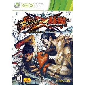 【+12月6日発送★新品】Xbox360ソフト STREET FIGHTER X 鉄拳 通常版