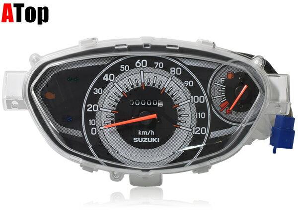 メーター, スピードメーター 125 DT11A