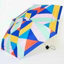 折りたたみ傘 BAGGU UMBRELLA レディース かさ 軽量コンパクト! おしゃれ! バグゥ 折傘 女性用 キルトブロック - BACK