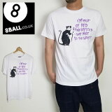 8BALLバンクシーTシャツプリントネズミラット