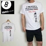 8BALLバンクシーTシャツプリントPOLITICS