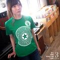 BambiWorldTourTシャツ(グリーン)-BPGT-sp004tee-gr-G-RR-半袖トップスROCKロックTシャツバンドTシャツライブバックプリントアメカジメンズレディースユニセックスファッション大きめサイズかわいい緑色春夏秋【RCP】