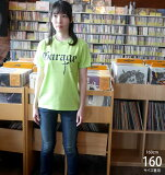 Garage(ガレージ) Tシャツ (ライムグリーン) sp043tee-lm-Z完- 半袖 バンドT ロックTシャツ ロックンロール 音楽 アメカジ カジュアル おしゃれ かっこいい メンズ レディース ブランド 大きめサイズ 緑色 コットン綿100% Tシャツ屋さんバンビ【RCP】