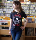 JIPANGU SAIKO Tシャツ (ブラック) HARI...