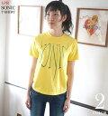 SONIC(ソニック) Tシャツ (イエロー) a02-tee-ye-Z完- 半袖 ROCK ロックンロール ロックTシャツ バンドT 音速 音楽 ミュージック かっこいい メンズ レディース カジュアル オリジナルブランド 黄色 コットン綿100% 大きいサイズ【RCP】 その1