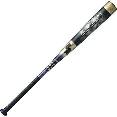 2012年新モデル!2012年新モデル SSK 軟式 野球用 高機能バット カーボハンター2 スラッガーバ...