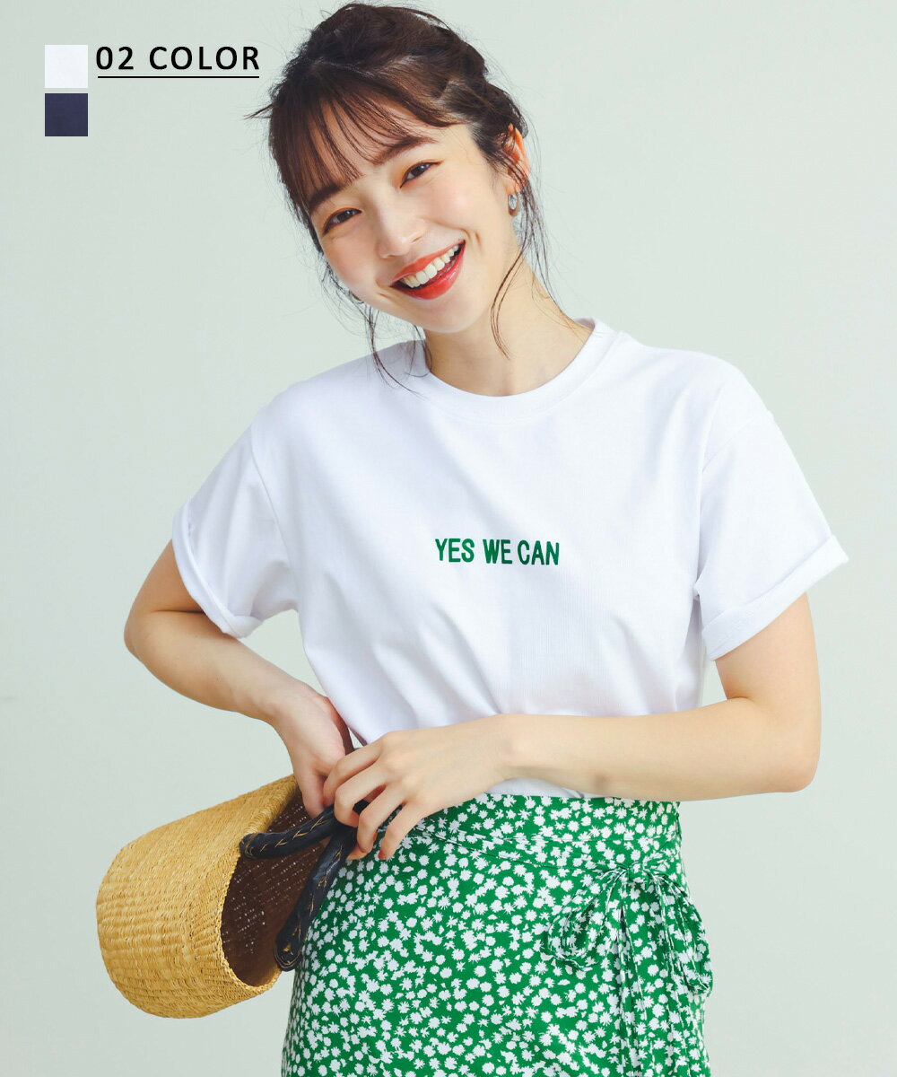 【7/6 NEW】YES WE CAN Tシャツ