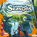 十二季節の魔法使い 日本語版 (Seasons) ボードゲーム