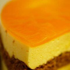 濃厚な完熟マンゴーのムースがワンカット88Kcal♪本当にこれがダイエットケーキなの?と驚くこ...