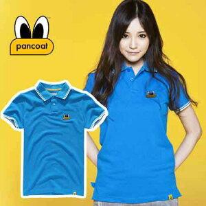 【正規品】PANCOAT パンコート POPEYES blue ブルー ポロシャツ PKシャツ キャラクター T-シャツ T-SHIRTS 半袖 夏 Tシャツ メンズ レディース