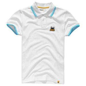 【正規品】PANCOAT パンコート ポロシャツ キャラクター T-シャツ 11POPEYES PK SHIRTS (WHITE) 半袖 夏 Tシャツ メンズ レディース