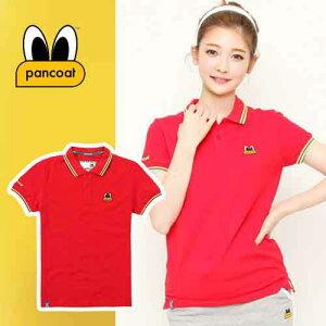 【正規品】PANCOAT パンコート POPEYES RED ブルー ポロシャツ PKシャツ キャラクター T-シャツ T-SHIRTS 半袖 夏 Tシャツ メンズ レディース