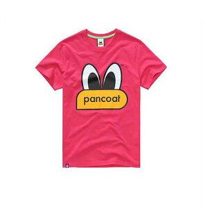 【正規品】PANCOAT パンコート キャラクター Tシャツ POPEYES T-SHIRT (PATTAYA PINK) 半袖 夏 Tシャツ メンズ レディース