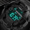 SKMEI 腕時計 LED デジタル ファッション男性 スポ...