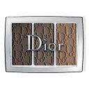 ディオール(クリスチャンディオール) ディオール バックステージ ブロウパレット 002 ダーク 3g【人気】【激安】【Christian Dior】【パウダーアイブロウ】