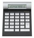 ■12デジット電卓 ブラックFDC002-B: