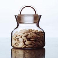 気密性にも優れたガラスキャニスター■ROSENDAHLローゼンダール #16050 Opus Storage Jar, 0.5l...