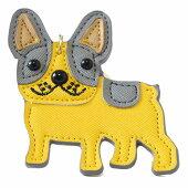 メール便送料無料ポッキリ1000円!犬キーホルダーわんちゃんバッグチャームユニーク個性的