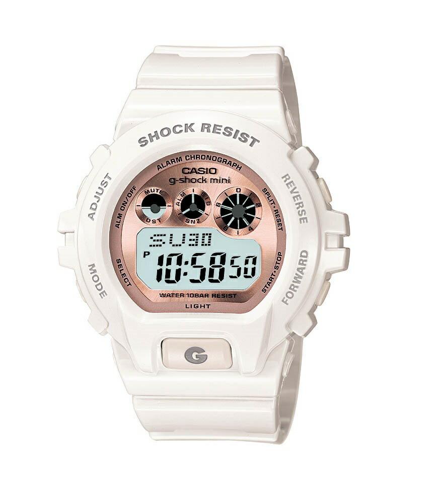 腕時計, 男女兼用腕時計  CASIO () GMN-691-7BJF G-SHOCK miniG-