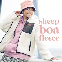SHEEP BOA FLEECE_W