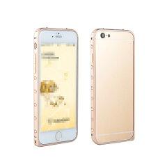 iPhone6 バンパー/フレーム アルミ アイホン 6 ケース 航空宇宙アルミ 金属カバー 軽量 保護ケース/保護カバー/ハードケース/ハードカバー【RCP】05P20Sep14