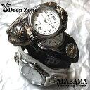 プレゼント ギフト [Deep Zone] ディープゾーン メンズ腕時...