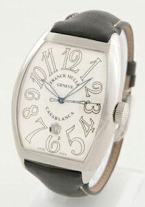 【フランクミュラー】【時計】【腕時計】【新品】フランクミュラー カサブランカ デイト レザー...