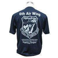 自衛隊グッズTシャツSDA-041第303飛行隊ファイティングドラゴンNEWS