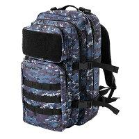 自衛隊グッズ海上自衛隊デジタル迷彩アサルトバッグ