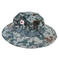 自衛隊グッズ帽子空自デジタル迷彩ブッシュハット
