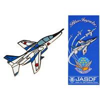 自衛隊グッズピンズピンバッジブルーインパルスT-4(斜め)