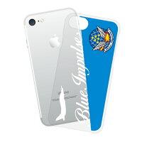 自衛隊グッズスマートフォンケースブルーインパルスホワイトロゴiPhone7