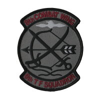 自衛隊グッズワッペン航空自衛隊築城基地第8飛行隊ロービジュアルパッチ