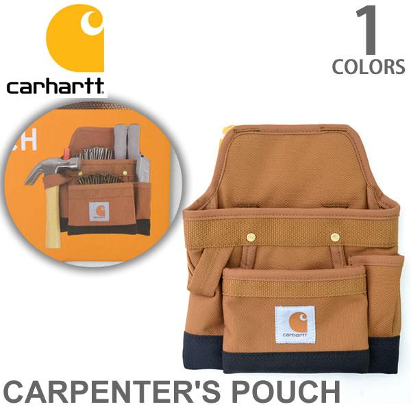 レディースバッグ, クラッチバッグ・セカンドバッグ carhartt107301 CARPENTERS POUCH DIY