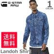 ジースター ロウ【G-STAR RAW】D06096.8518 Landoh Shirt メンズ シャツ チェック ネルシャツ トップス Towel Bleach Check【あす楽】【送料無料】