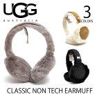 【UGG/アグ】正規品DBLUEARMUFF/ダブルユーイヤマフもこもこ耳あてイヤマフ/レディース/シープスキン5801