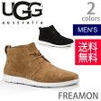 【UGG/アグ】正規品 メンズ FREAMON/フリーモンブーツ カジュアル オーストラリア 1007645 BLK CWHT【あす楽】【送料無料】