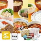 非常食レスキューフーズ1日セット「カロリーアップセット」(ホリカフーズ/防災)