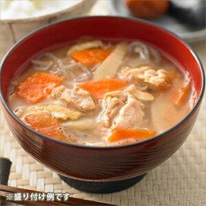 非常食LLF食品豚汁180g(ロングライフフーズ/とん汁/みそ汁/味噌汁)