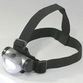 ヘッドライト8灯白色LED電池付きLE-32(ヘッドランプ)