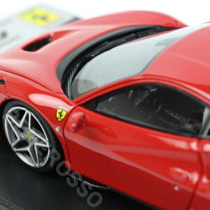 Looksmart1/43スケールフェラーリF8TributoRedGenevaMotorshow2019LS503A