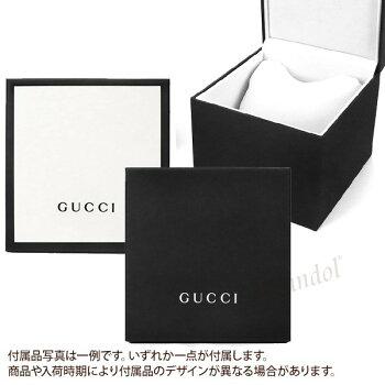 グッチGUCCI時計メンズ腕時計Gレクタングルシルバー×ブラックYA100302【ブランド】