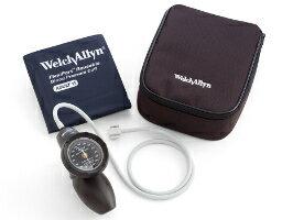 ★ウェルチアレン 血圧計デュラショックDS58ハンド型★成人用(中)カフ、ソフトケースセット:ブライトスマイル