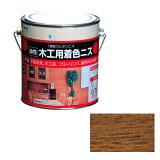 【あす楽対応・送料無料】アサヒペン木工用着色ニス0.7Lメープル
