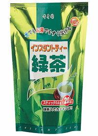 インスタント緑茶【広島発☆コーヒー&紅茶通販カフェ工房】fs3gm