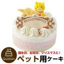 記念日ケーキ 猫用 ネコちゃん用 ペットケーキ 誕生日ケーキ バースデーケーキ ペット用ケーキ (ペットライブラリー or partnerfoods)