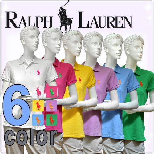 ラルフローレン ポロシャツ RALPH LAUREN GOLF ビッグポニー [レディース 女性][0476]大きいサイズ...