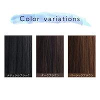 【即納】ウィッグボブ黒髪ストレート3カラー茶髪シースルーバング高品質デイリー自然コスプレハロウィンゆめかわゴシックロリータ耐熱ヘアネット付きLocoLocoロコロコ送料無料