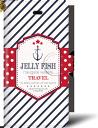 全機種対応 手帳型スマホケースJellyfish(ジェリーフィッシュ) CANVER (キャンバー) メール便...