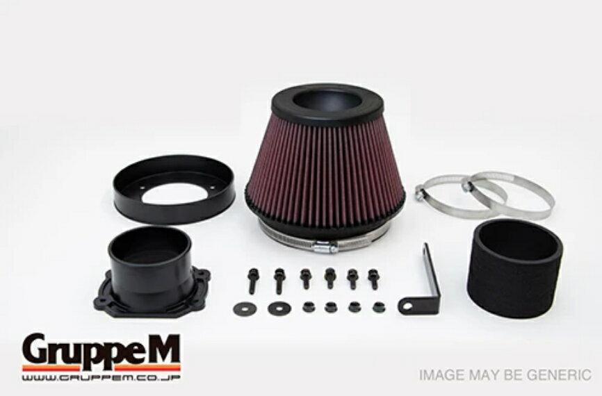 吸気系パーツ, エアクリーナー・エアフィルター GruppeM POWER CLEANER () L880K PC-0362